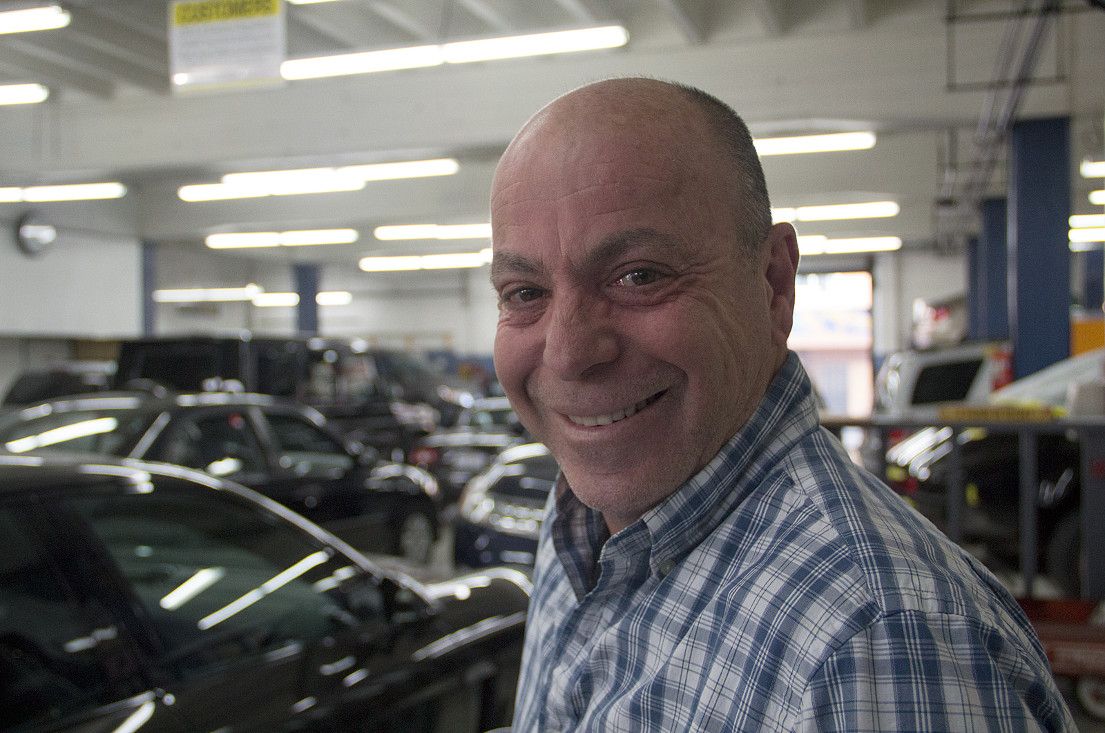 Auto Repair Shops: Two Views of the Tech Boom