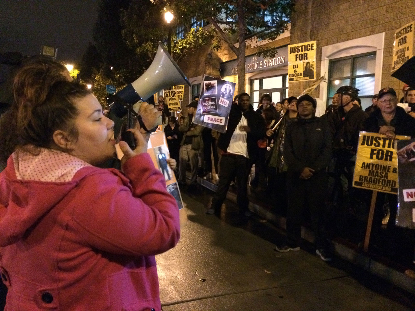 Valencia Gardens Student Beaten By SFPD Suing City