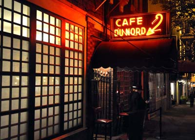 Cafe Du Nord Soon to be Under New Ownership