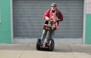 John Marksman on Segway.