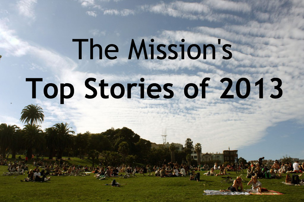 Top 10 Stories That Moved the Mission in 2013