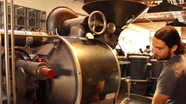 Four Barrel: A Love for Roasting