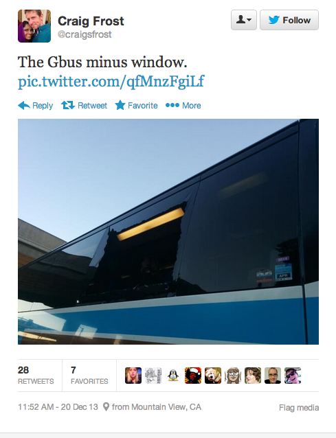 SF Bus Protest Organizer 'Can't Fault' Oakland Window Breaking