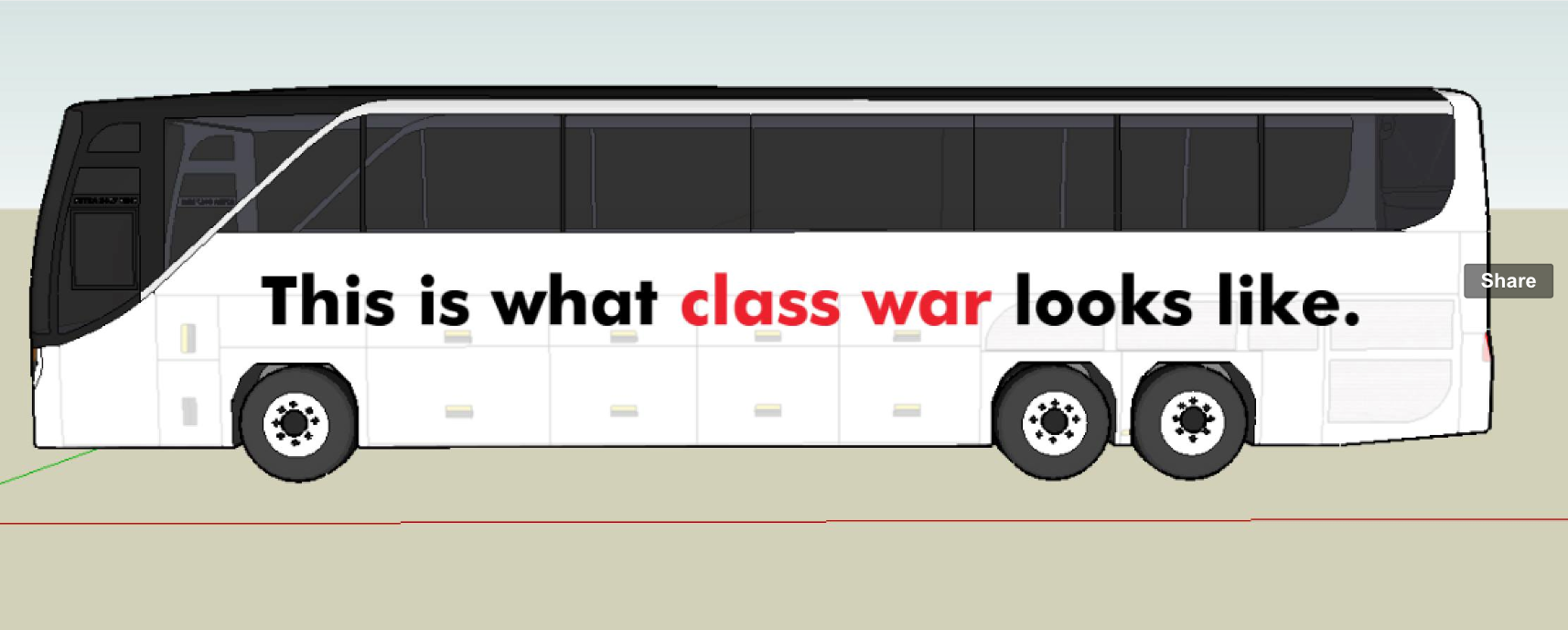 This Is What Class War Looks Like by Anna Gray & Ryan Wilson Paulsen