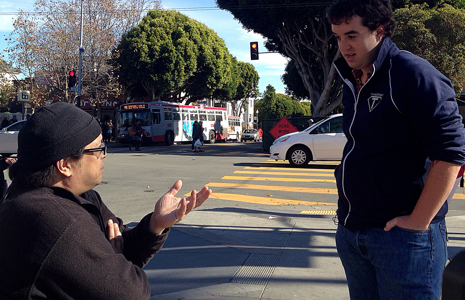 Can Altruism and an App Help Muni Riders?