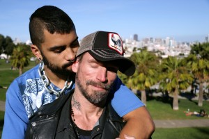 Kevin Quintero (left) and Carlos Bandera have spent months searching for a place they can afford. Photo by Andy Mannix.