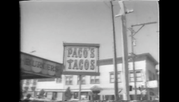 New to the Mission? A Bit of History: Mural Party @ Pacos Tacos