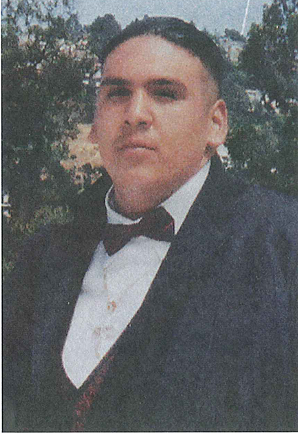 Victim Alberto Casillas. Image provided by SFPD.