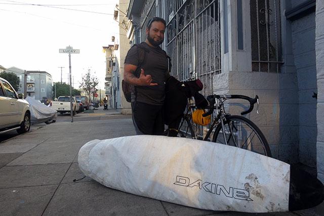 SNAP: Josue's Surfer Report