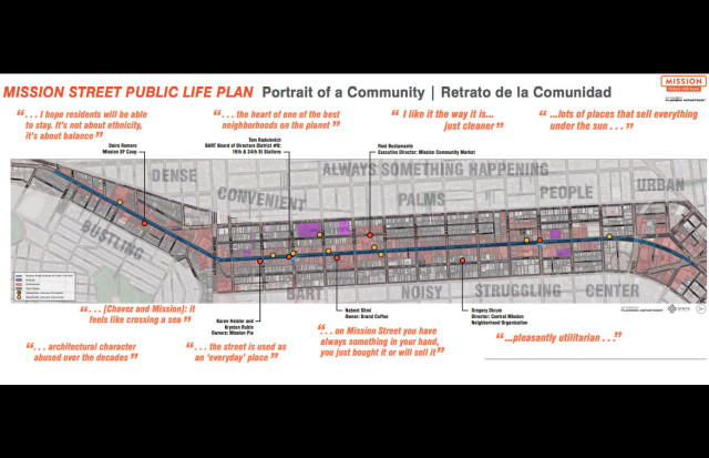 Mission Street Redesign Moves Forward