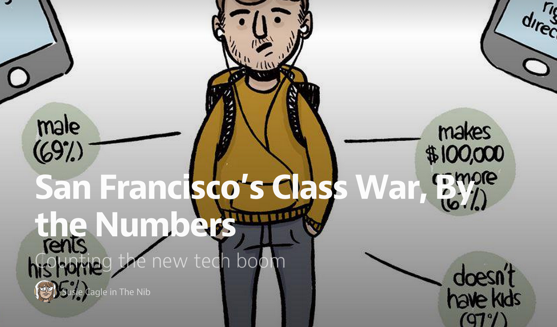 San Francisco's Class War By the Numbers