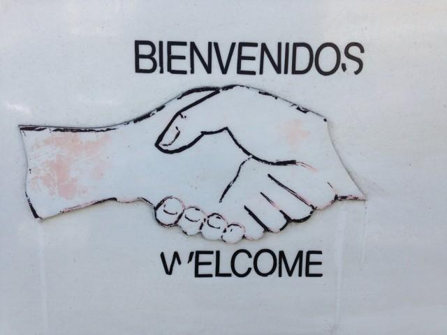 SNAP: Bienvenidos/Welcome