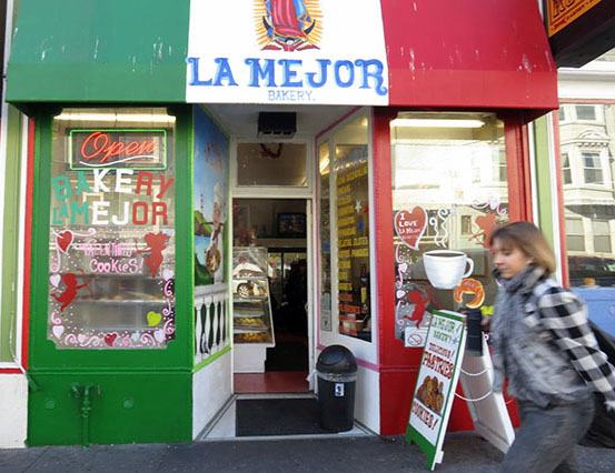 The Mission Panaderia in the Time of Tech
