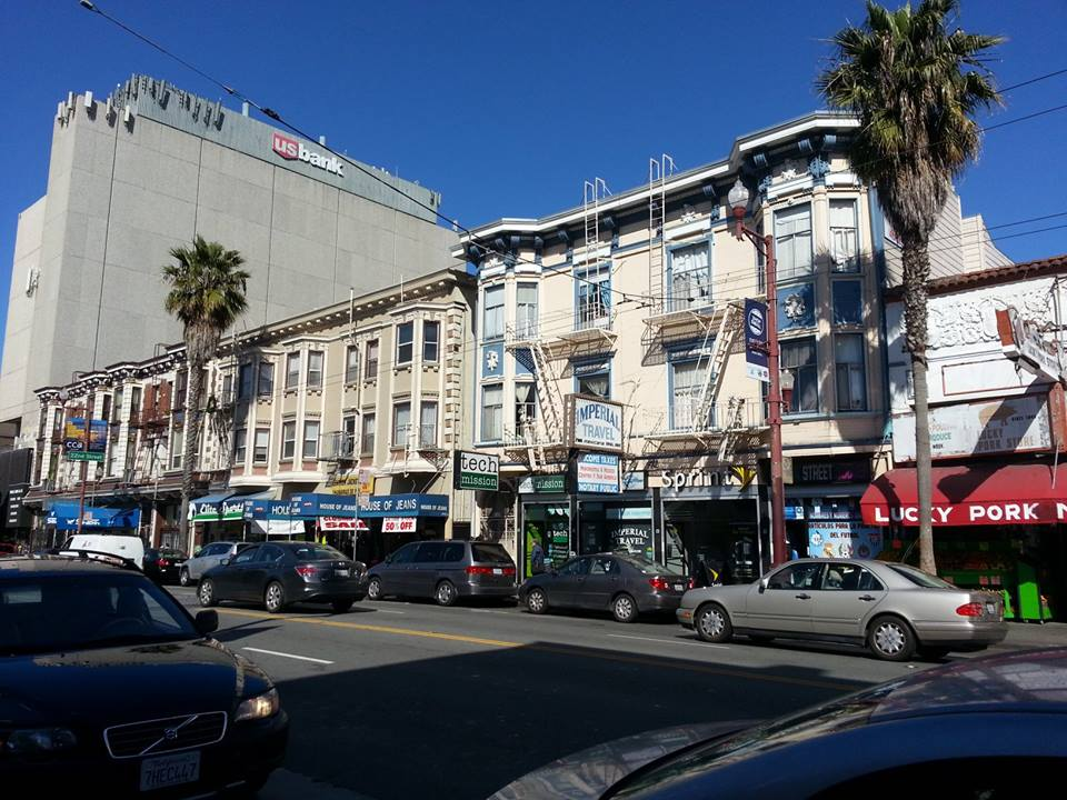 Another Beautiful Day in the Mission
