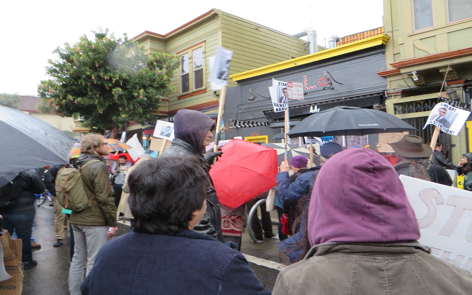 Anti-Eviction Protest Targets Landlord
