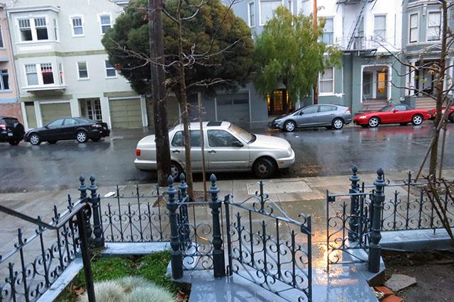 SNAP: Yes, Rain!