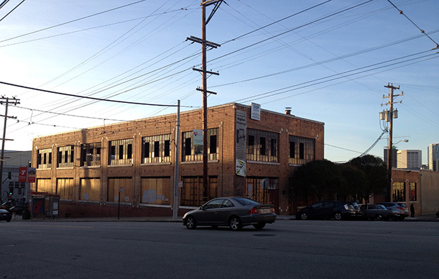 Site of new Google outpost on Alabama and 16th, according to the FT.