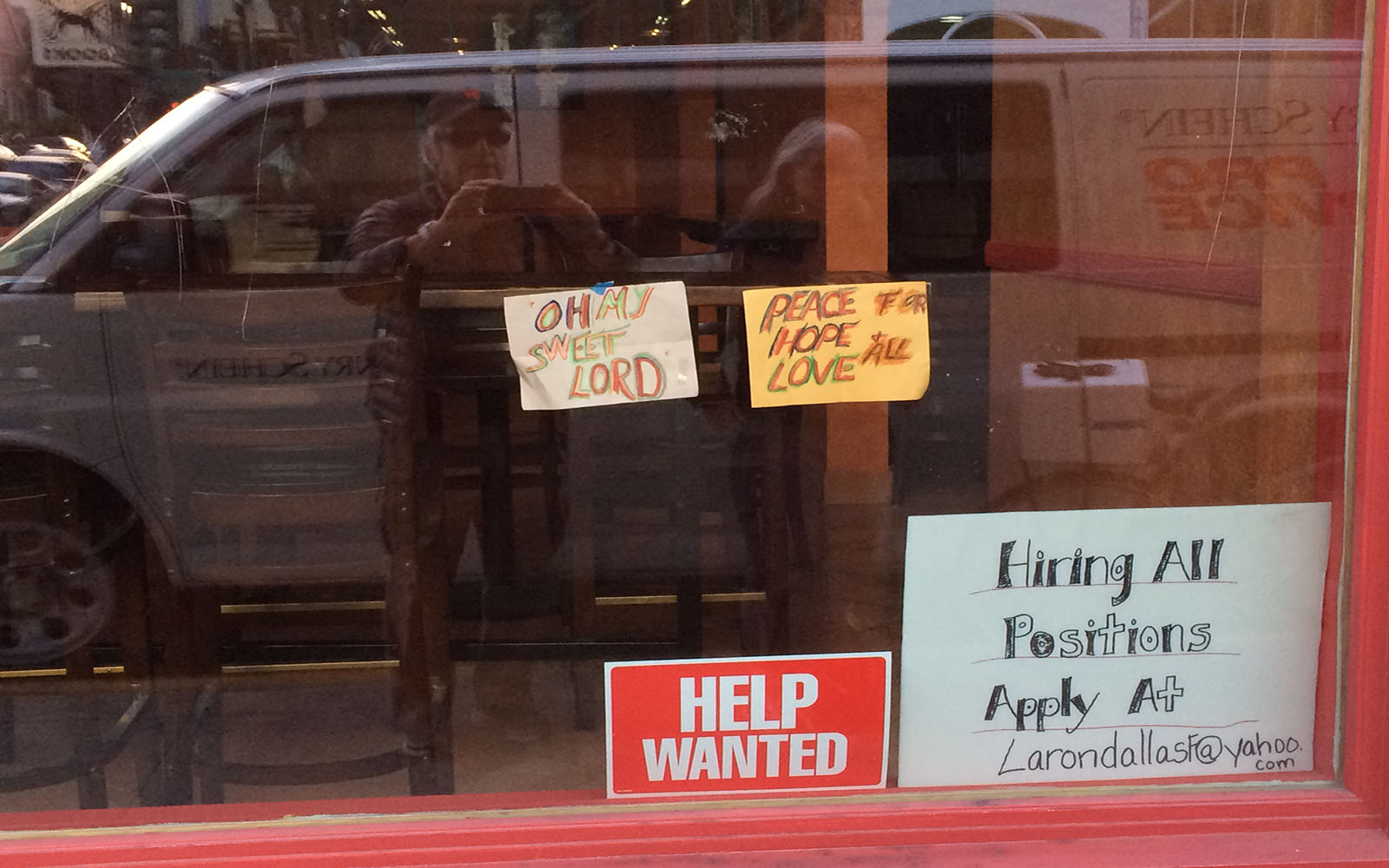 SNAP: La Rondalla Watch – Hiring