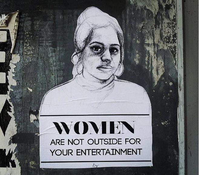 via Stop Telling Women To Smile