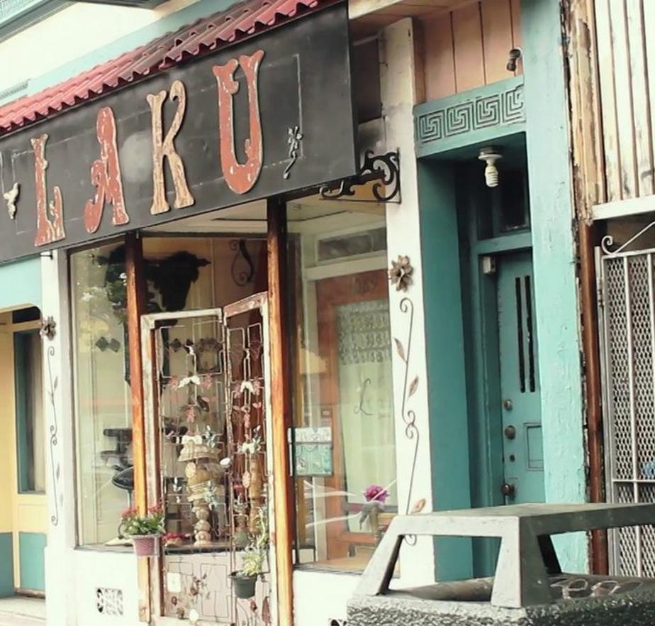 Laku on Valencia Street: An Artful Life