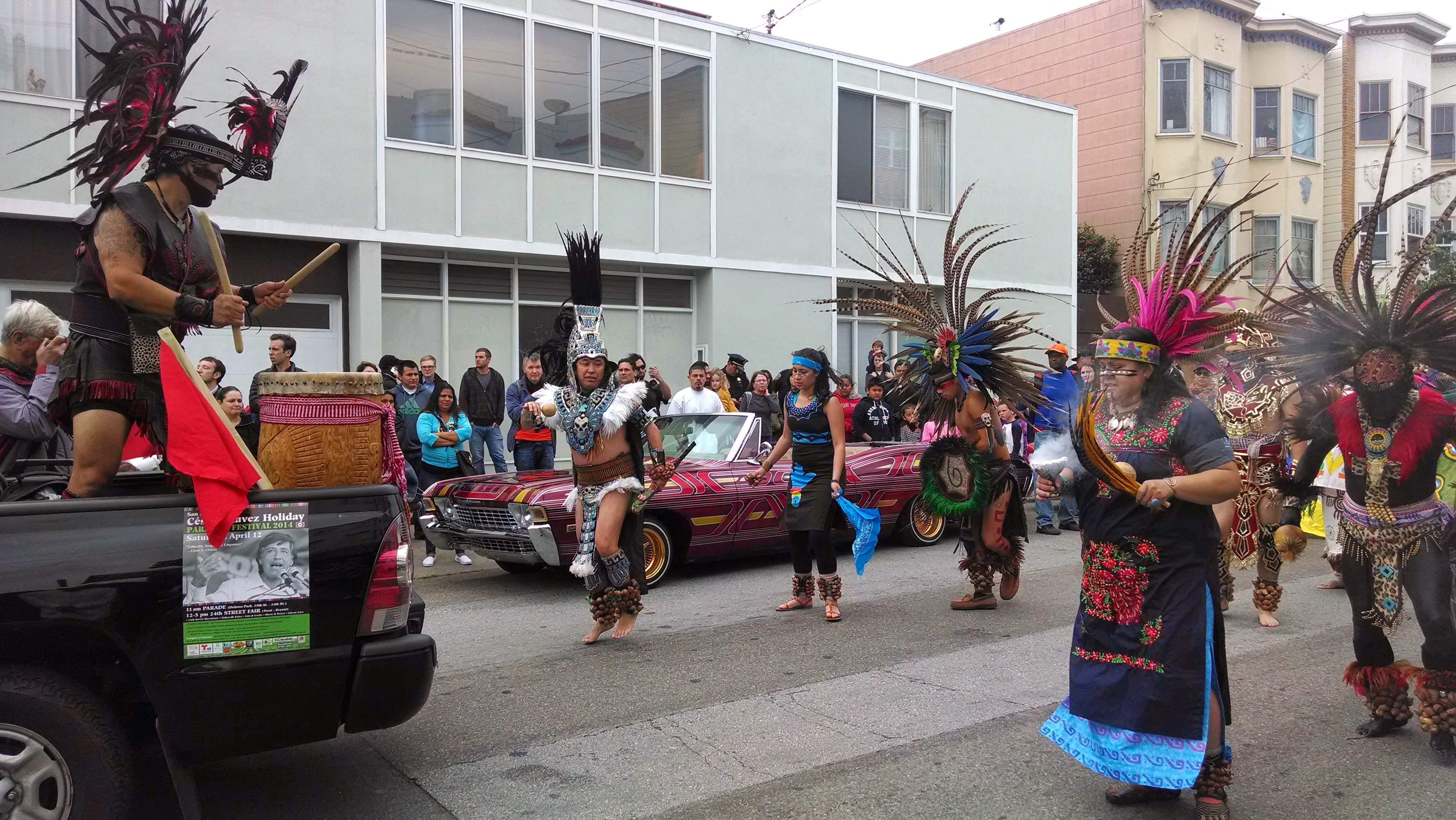 Mission Residents Celebrate the Life of Cesar Chavez
