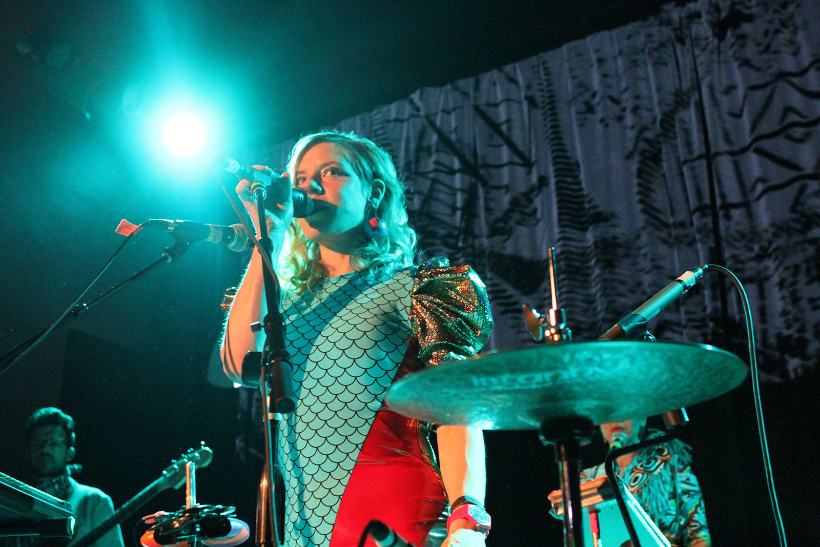 Tune-Yards Present New Album at The Chapel