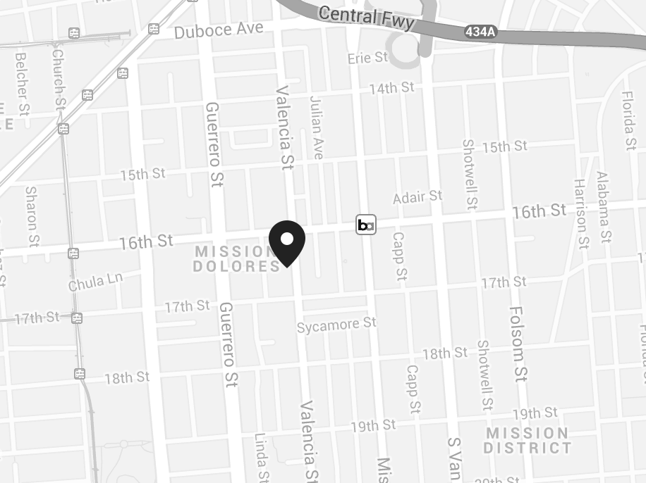 The Mission Location