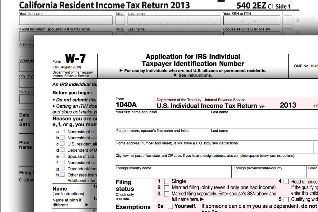 The Undocumented Race To File Us Taxes Mission Local