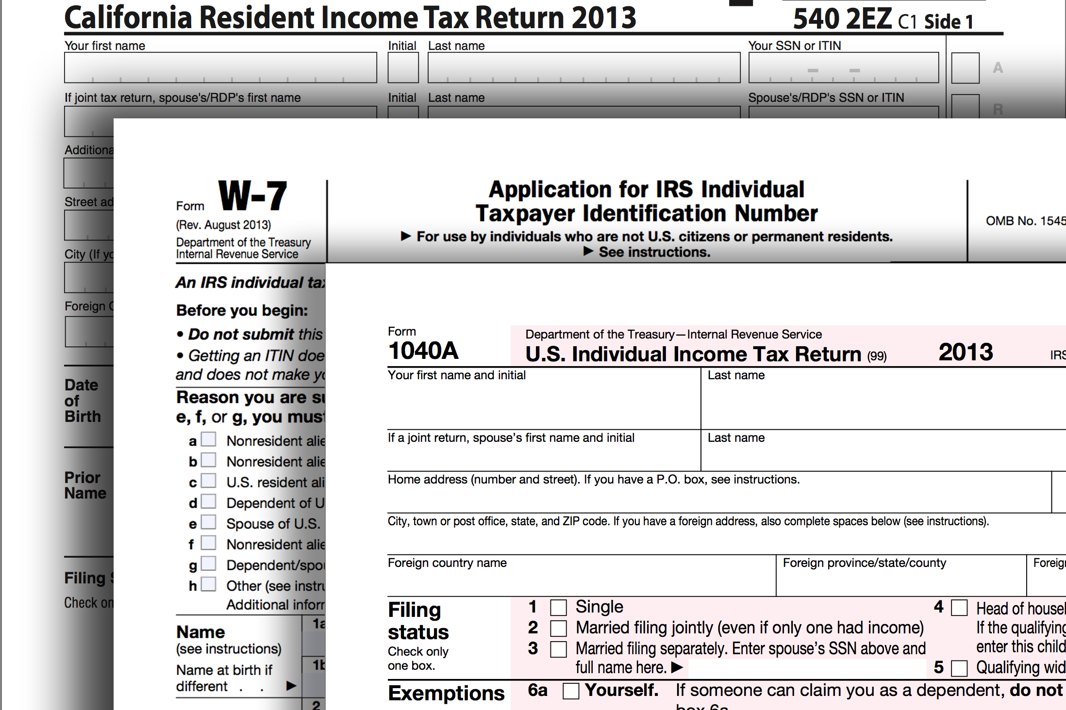 The Undocumented Race to File U.S. Taxes