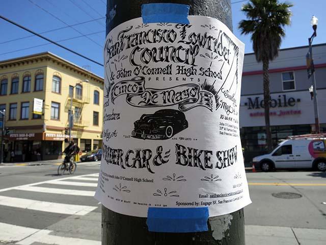 Bikes, Tech and Cinco de Mayo at John O'Connell