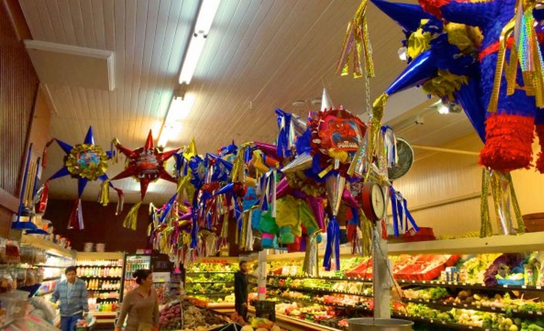 Gentrification and a Day at Casa Lucas Market