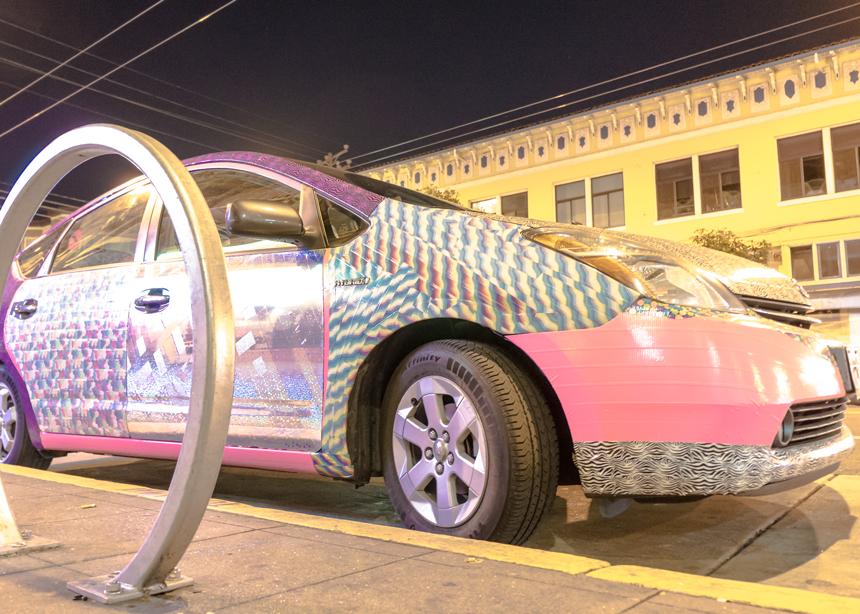 SNAP: Pink Bump