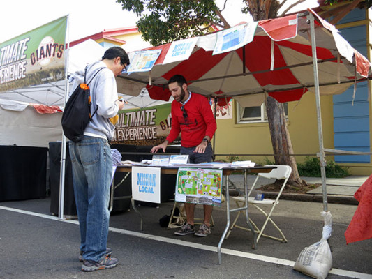 Dan Hirsch, a reporter for Mission Local. Drop by to meet Dan and others from ML.