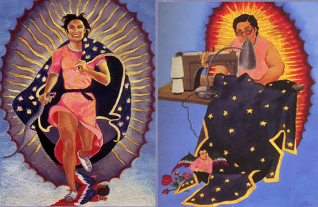 The Guadalupe Series by Yolanda Lopez