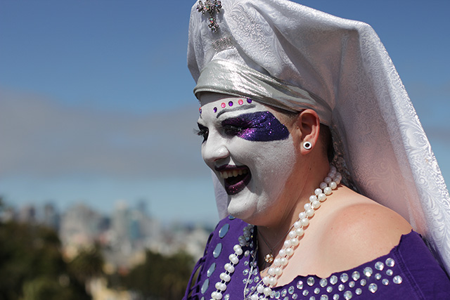 PHOTOS: Faces of Trans March