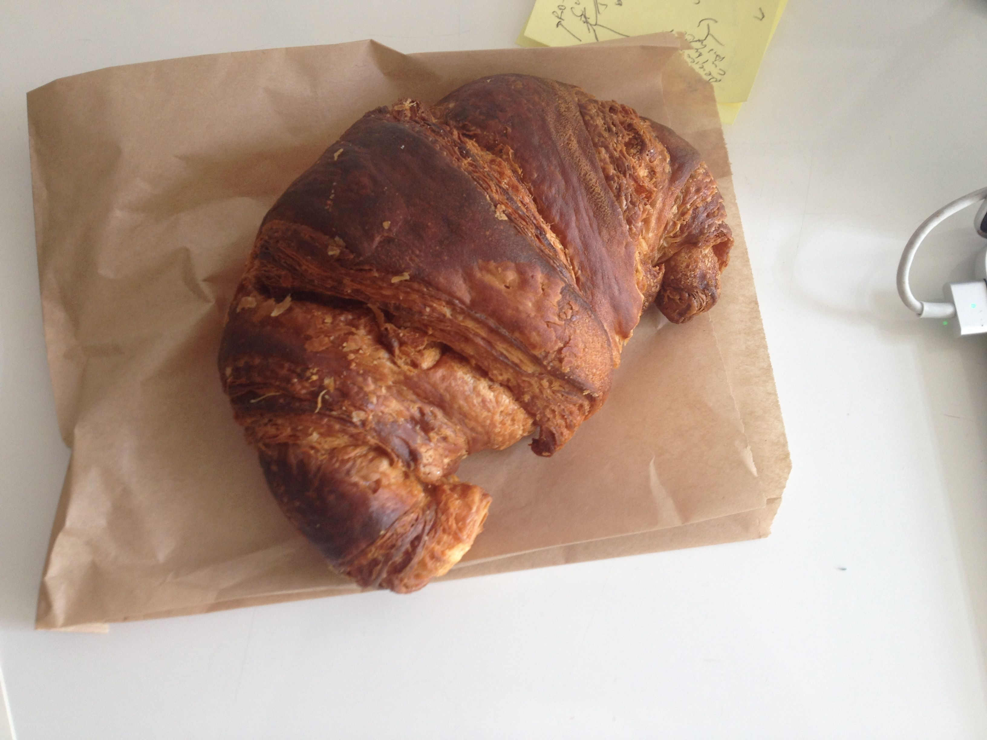 Perfect (or Not): Mission Croissants