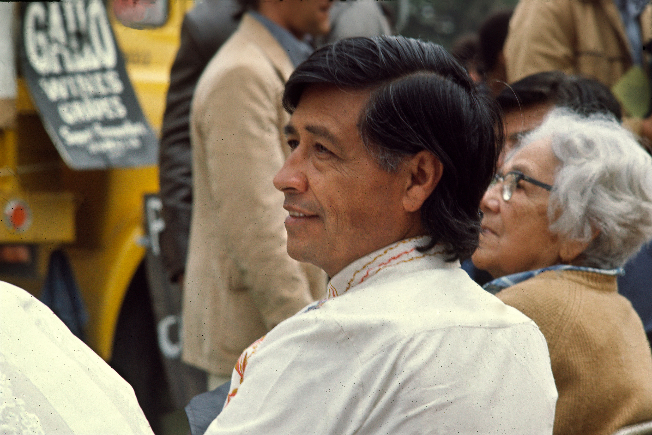 Cesar Chavez (3.31. 27 – 4.23.93)