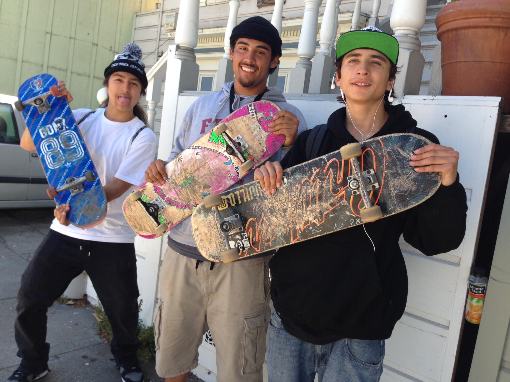 Locals Rate the New Mission Skate Park