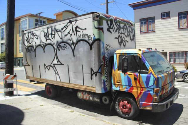 SNAP: Truck o' Tags