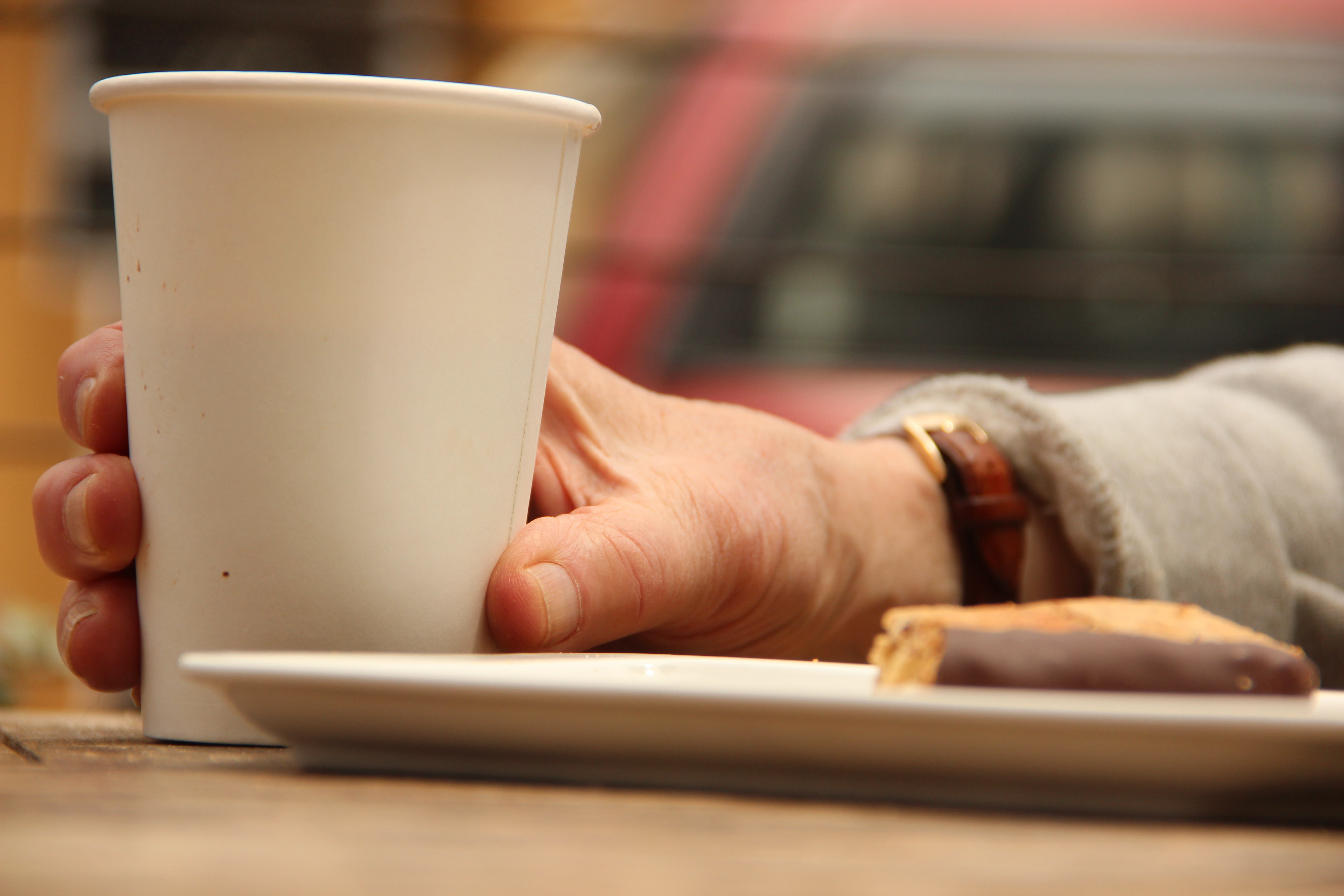 Strangers No More, One Cup of Tea at a Time