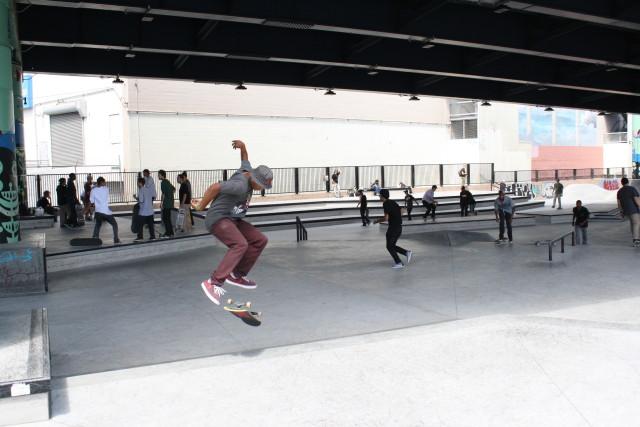 New Skate Park Grinds Neighbors' Nerves