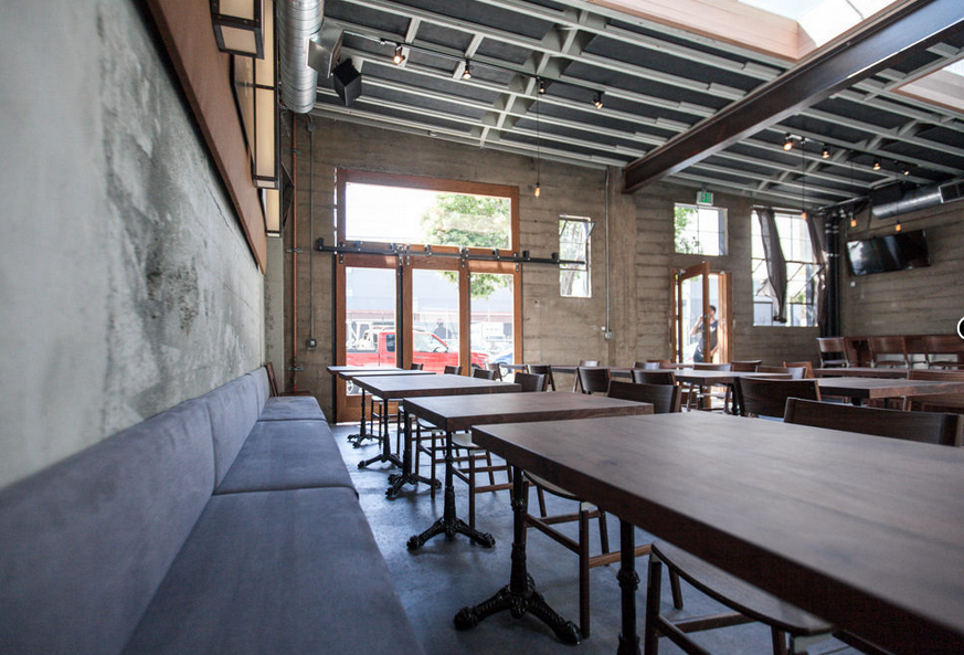 The Tradesman bar on 20th and Alabama Streets. Photo courtesy of the SF Eater.
