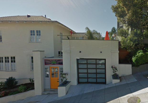 House on 25th Street. Image from Google Streetview.