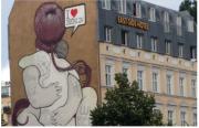 The murals of Berlin. By Rigoberto Hernandez.