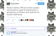 The Mission Station SFPD's Twitter feed.