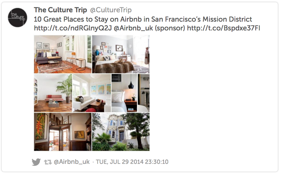 It Feels Like All Airbnb, All the Time