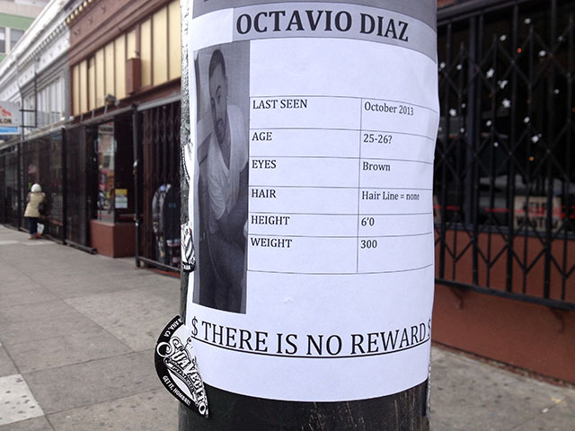SNAP: Why No Reward for Octavio?