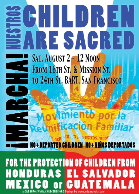 March Today: Supporting Unaccompanied Immigrant Children