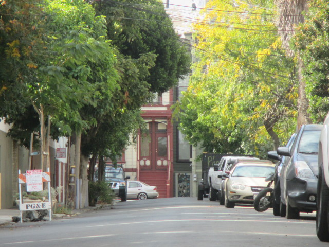 SNAP: Looking Down San Carlos
