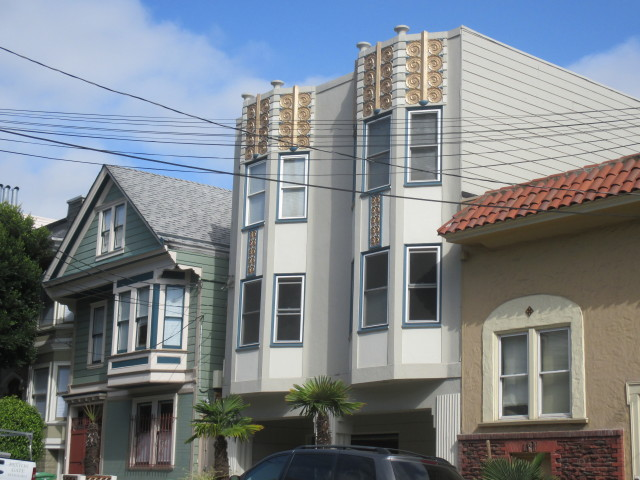 SNAP: Art Deco in the Mission